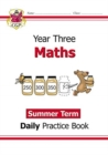 New KS2 Maths Daily Practice Book: Year 3 - Summer Term - Book