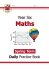 New KS2 Maths Daily Practice Book: Year 6 - Spring Term - Book