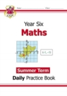 New KS2 Maths Daily Practice Book: Year 6 - Summer Term - Book