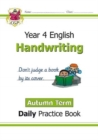New KS2 Handwriting Daily Practice Book: Year 4 - Autumn Term - Book