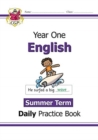 New KS1 English Daily Practice Book: Year 1 - Summer Term - Book