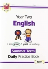 New KS1 English Daily Practice Book: Year 2 - Summer Term - Book