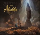 The Art and Making of Aladdin - Book
