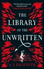 The Library of the Unwritten - Book