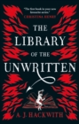 The Library of the Unwritten - eBook