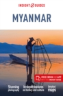 Insight Guides Myanmar (Burma) (Travel Guide with Free eBook) - Book