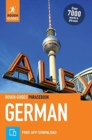 Rough Guides Phrasebook German (Bilingual dictionary) - Book