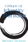 Critique of Identity Thinking - eBook