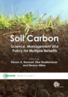 Soil Carbon : Science, Management and Policy for Multiple Benefits - eBook