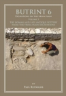 Butrint 6: Excavations on the Vrina Plain Volume 3 : The Roman and late Antique pottery from the Vrina Plain Excavations - Book