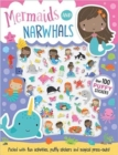 Mermaids and Narwhals - Book