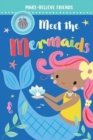 Meet The Mermaids (reader with necklace) - Book