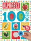 100 Alphabet Words Sticker Activity - Book