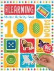 100 Early Learning Words Sticker Activity - Book