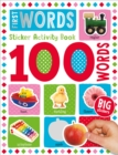 100 First Words Sticker Activity - Book