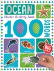 100 Ocean Words Sticker Activity - Book
