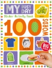 100 My Busy Day Words Sticker Activity - Book
