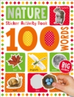 100 Nature Words Sticker Activity - Book