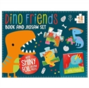 Dino Friends Book and Jigsaw Box Set - Book