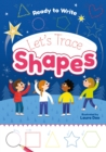 Ready to Write: Let's Trace Shapes - Book