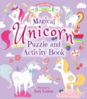 The Magical Unicorn Puzzle and Activity Book - Book