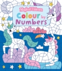 Magical Unicorn Colour by Numbers - Book