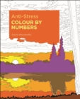 Anti-Stress Colour by Numbers - Book