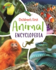 Children's First Animal Encyclopedia - Book