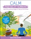 Calm Painting by Numbers : With 30 Soothing Images to Help You De-Stress. Includes Guide to Mixing Paints - Book