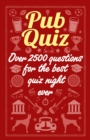 Pub Quiz - Book