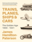Trains, Planes, Ships and Cars - Book
