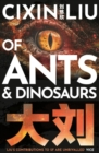 Of Ants and Dinosaurs - eBook