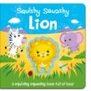 Squishy Squashy Lion - Book
