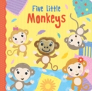 Five Little Monkeys - Book
