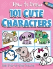 How to Draw 101 Cute Characters - Book