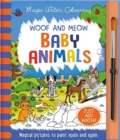 Woof and Meow - Baby Animals - Book