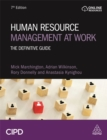 Human Resource Management at Work : The Definitive Guide - Book