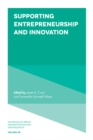 Supporting Entrepreneurship and Innovation - Book