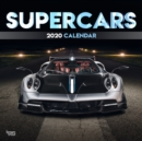 Supercars 2020 Square Wall Calendar - Book