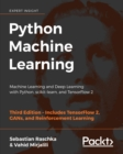 Python Machine Learning : Machine Learning and Deep Learning with Python, scikit-learn, and TensorFlow 2, 3rd Edition - eBook