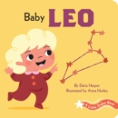 A Little Zodiac Book: Baby Leo - Book