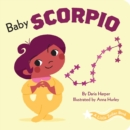 A Little Zodiac Book: Baby Scorpio - Book