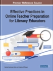 Effective Practices in Online Teacher Preparation for Literacy Educators - Book