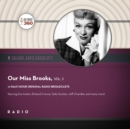 Our Miss Brooks, Vol. 3 - eAudiobook
