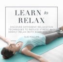 Learn to Relax - eAudiobook
