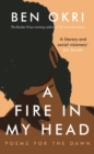 A Fire in My Head - Book