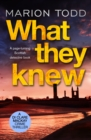 What They Knew : A page-turning Scottish detective book