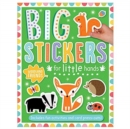 Big Stickers for Little Hands Woodland Friends - Book