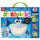 Never Touch a Shark Jigsaw - Book