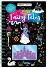 Scratch & Colour: Fairy Tales - Book